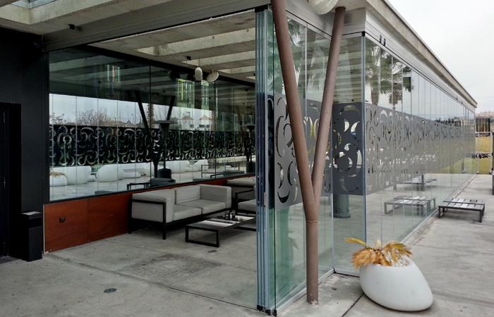 cortinas de cristal para terrazas - Terrazas Acristaladas